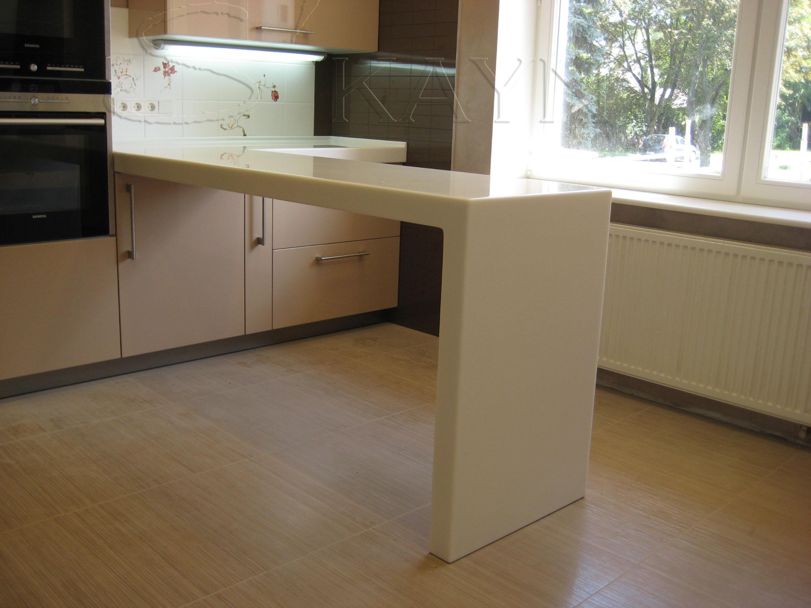 Интерьеры кухонь в зеленом цвете 8