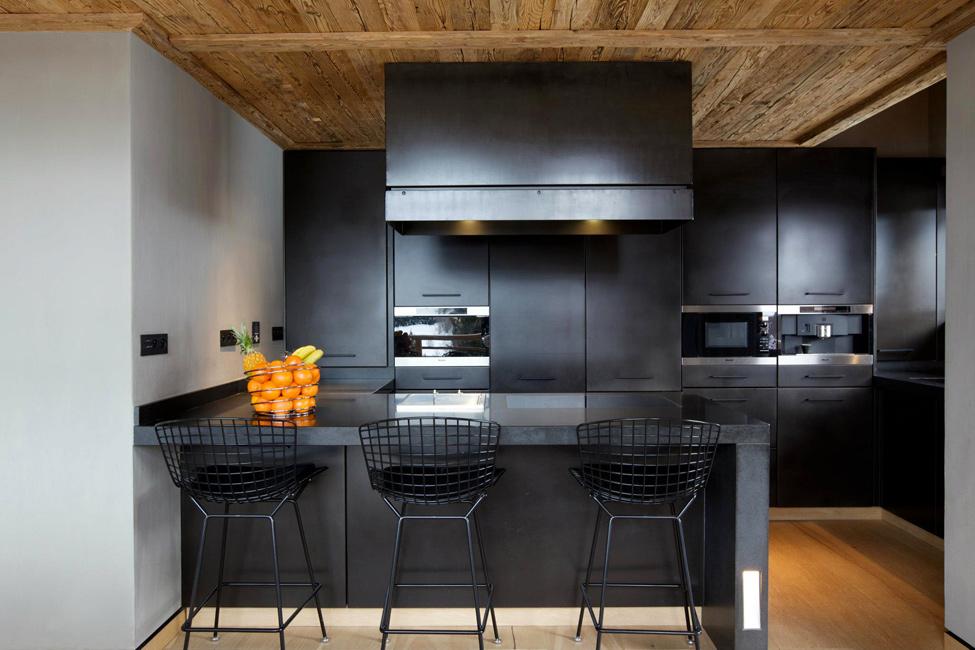 Лучшие дизайны современных кухонь