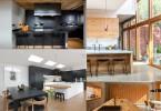 Фотоколлаж потрясающих интерьеров кухонь