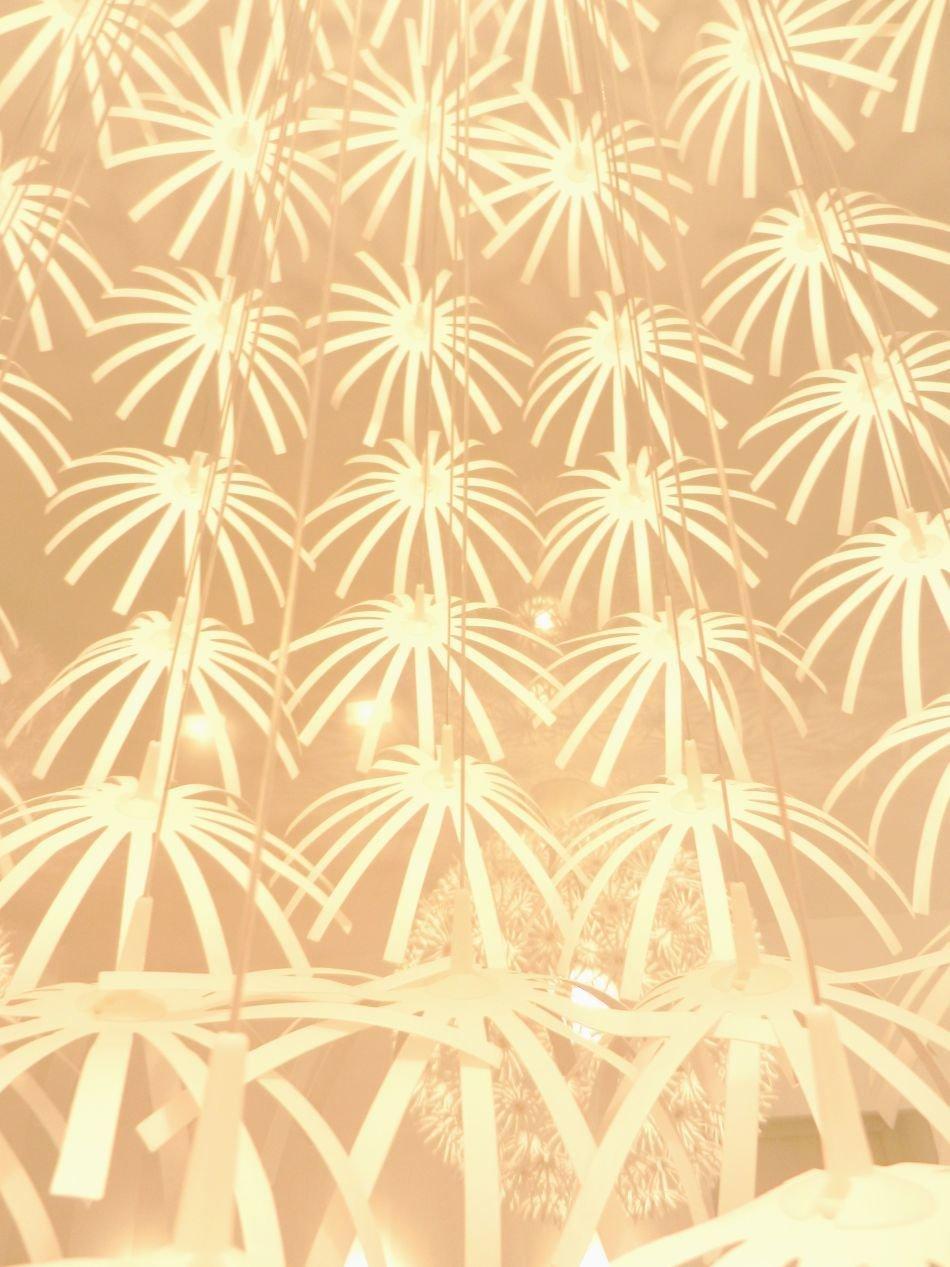 Элементы шарообразных подвесных светильников