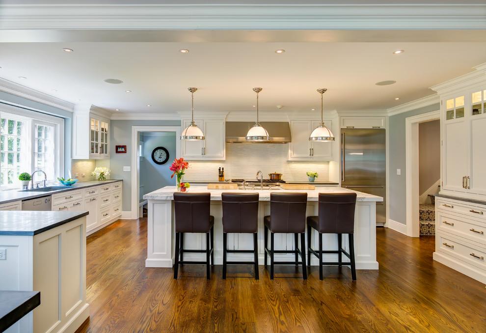 Мебель в интерьере кухни от Robert Cardello и Veronica Campbell