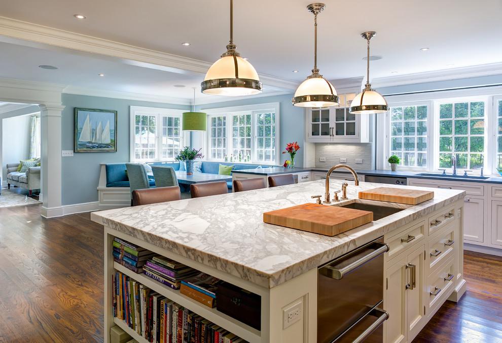 Кухонный стол от Robert Cardello и Veronica Campbell