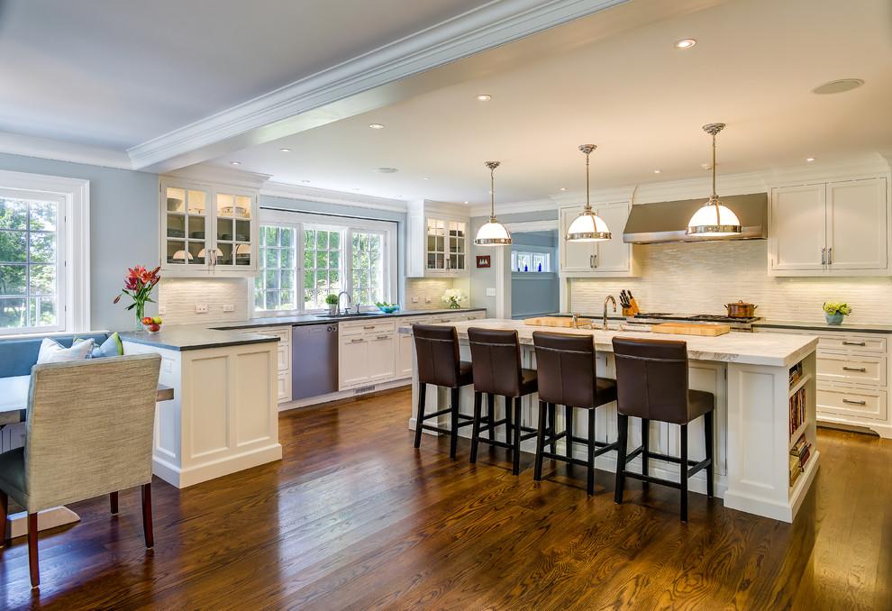 Кухонная зона от Robert Cardello и Veronica Campbell