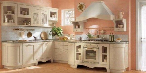 Изящный дизайн кухни Ducale от  Arrital Cucine в стиле прованс