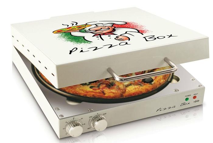 Все для кухни: мини-печка для пиццы