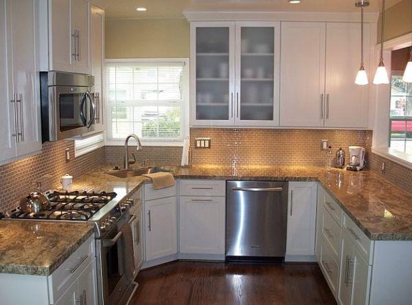 Угловая раковина для кухни: варианты дизайна и способы установки