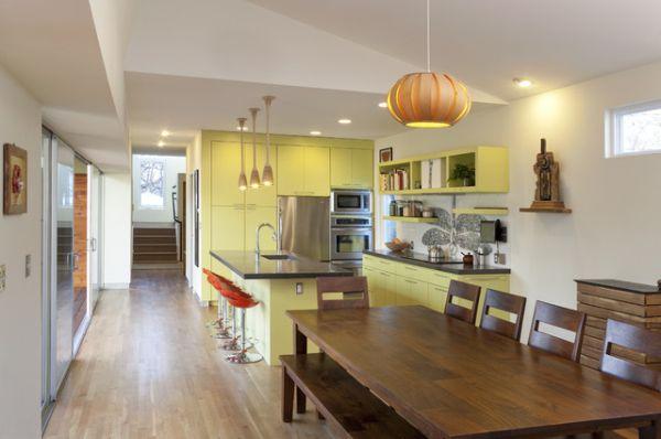 Уют на кухне – фото стильного интерьера