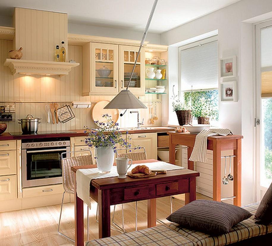Фото уютной кухни дизайн