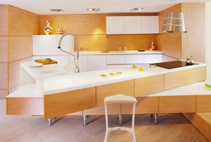 Концептуальный дизайн кухни