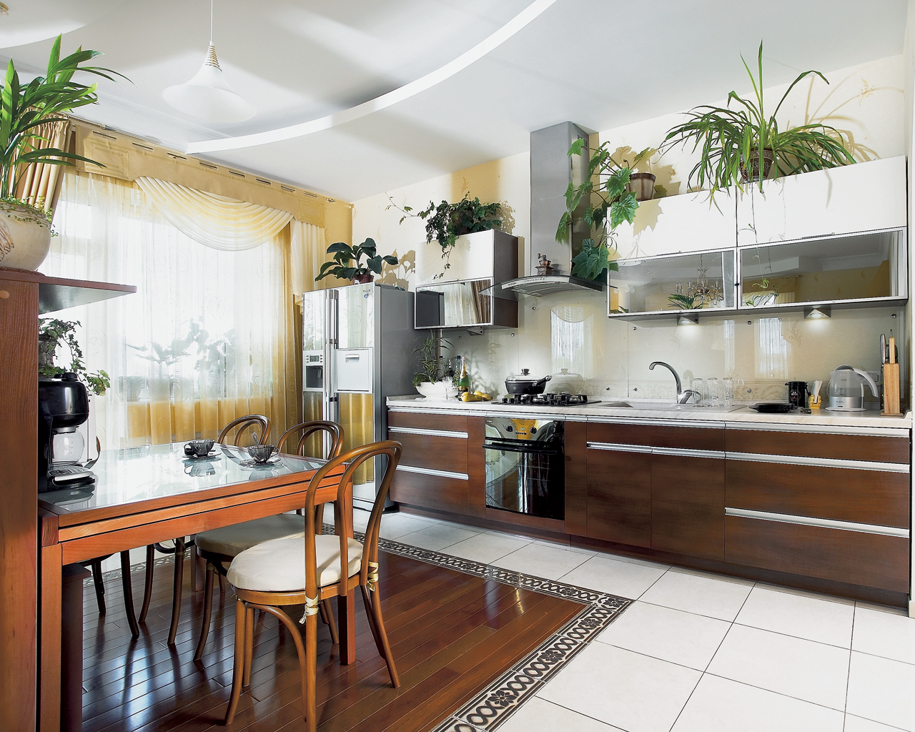 следует картинки цветов для дизайна кухни фото характеристики
