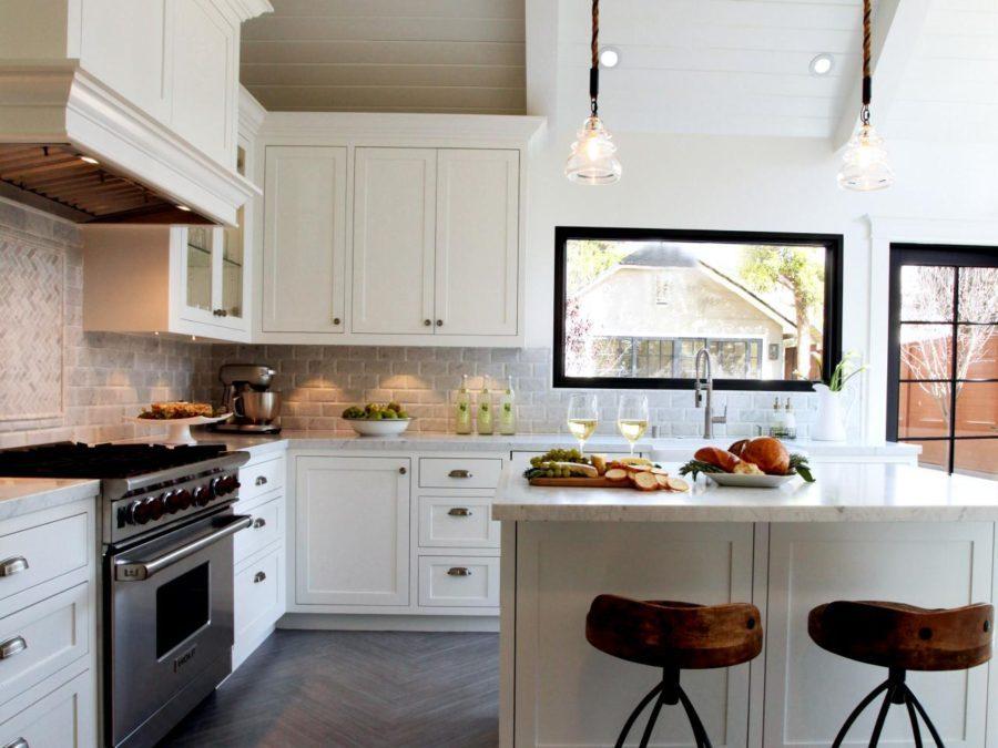 Деревенский стиль в интерьере кухни - интересный вариант. Фото 2