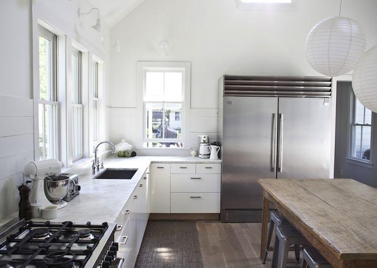 Деревенский стиль в интерьере кухни - интересный вариант. Фото 4