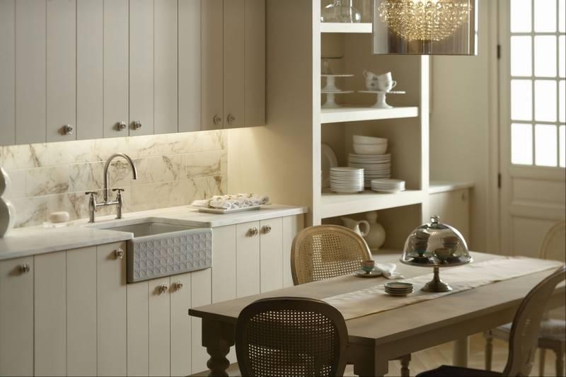 Деревенский стиль в интерьере кухни - интересный вариант. Фото 6