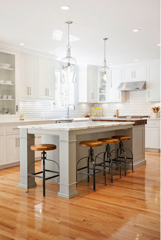 Деревенский стиль в интерьере кухни. Фото 6