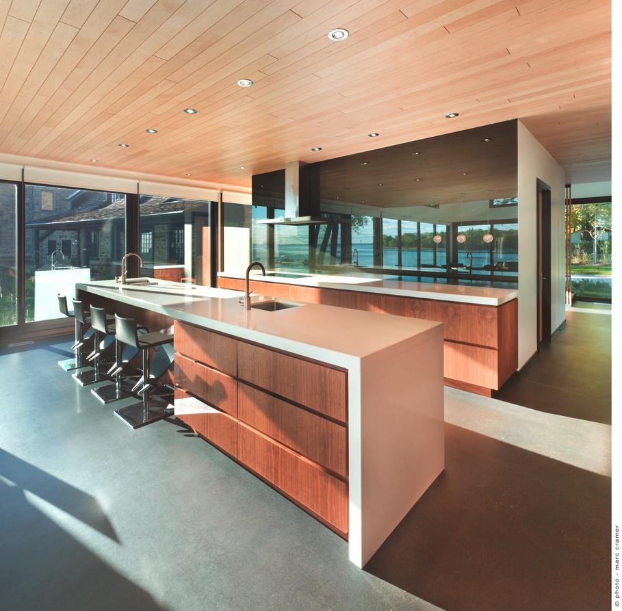 Деревянный кухонный гарнитур - Фото 8