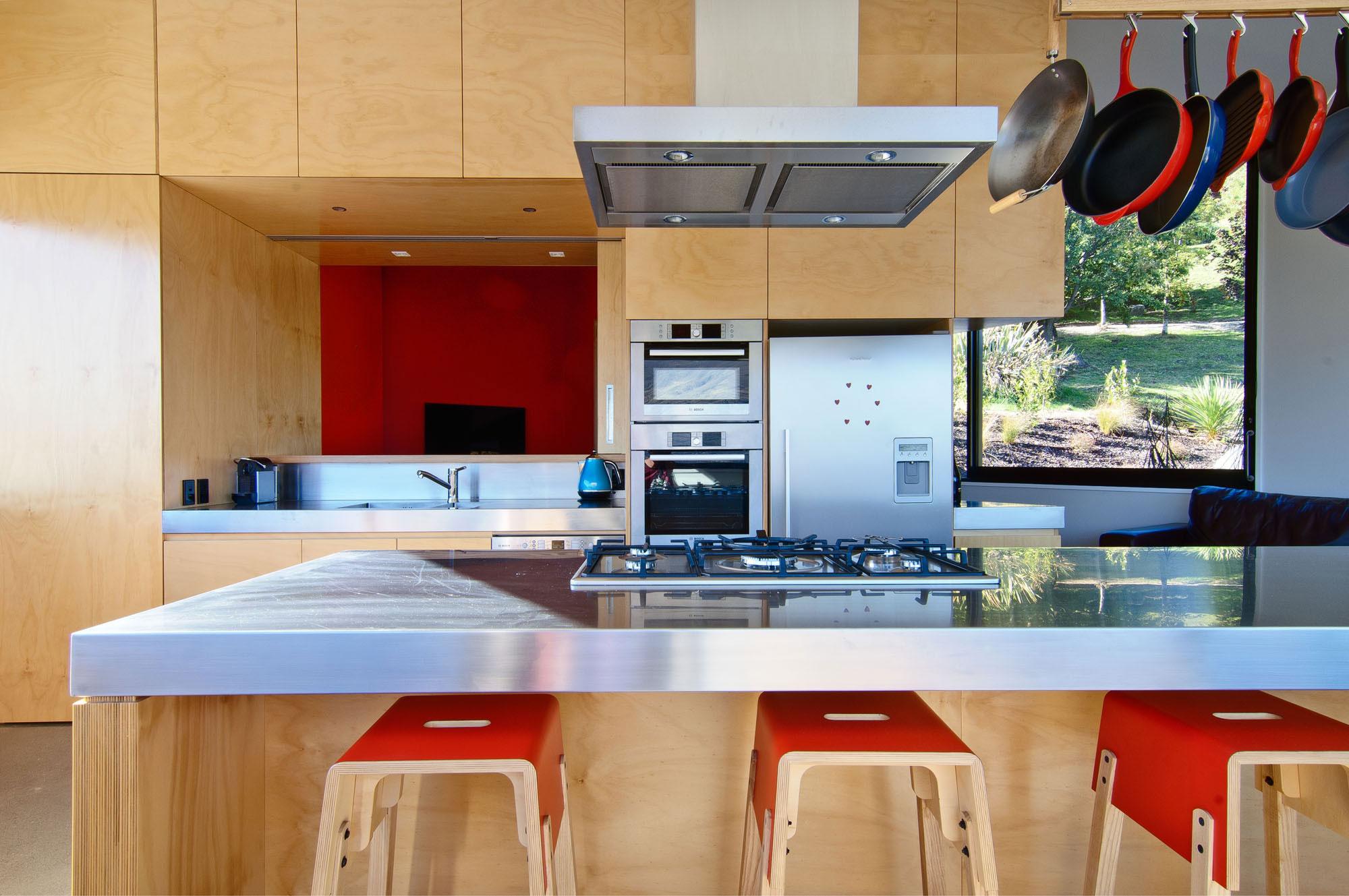 Деревянный кухонный гарнитур - Фото 11