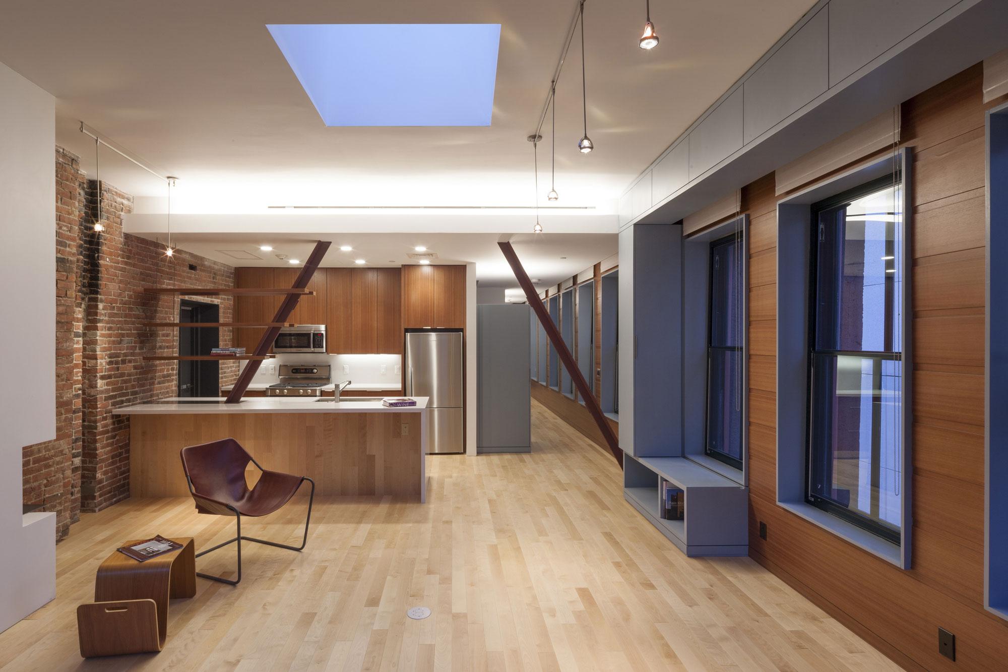 Деревянный кухонный гарнитур - Фото 13