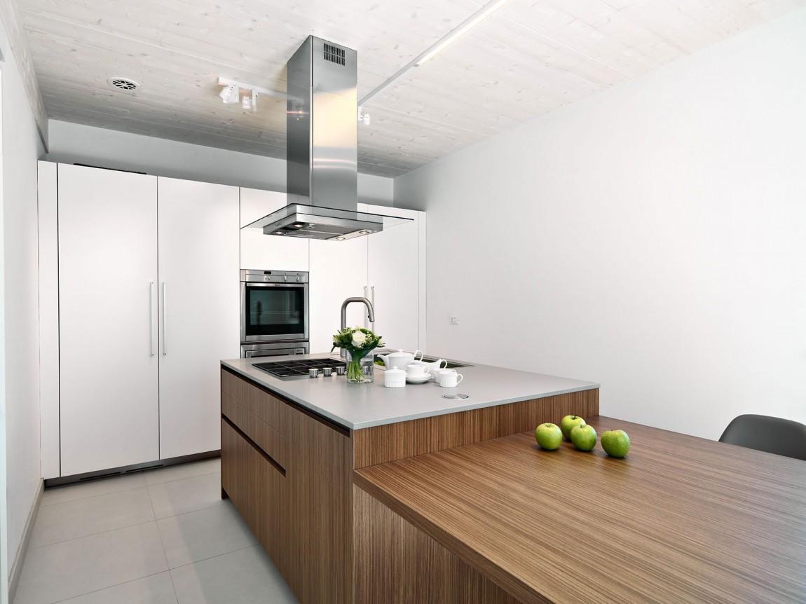 Деревянный кухонный гарнитур - Фото 14