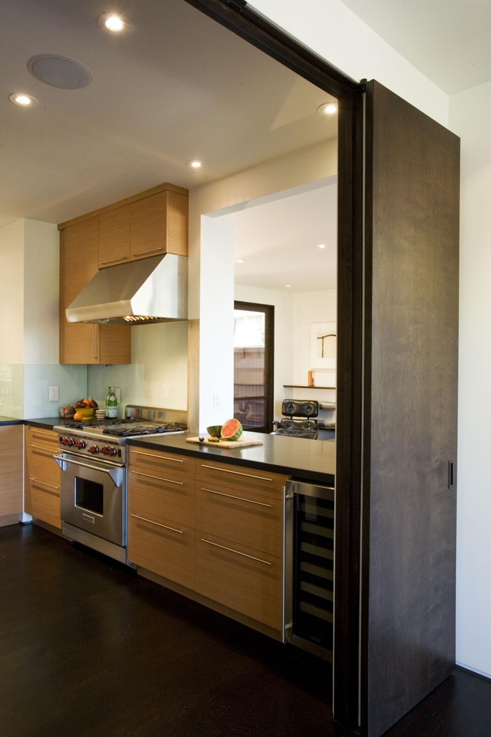 Деревянный кухонный гарнитур - Фото 15