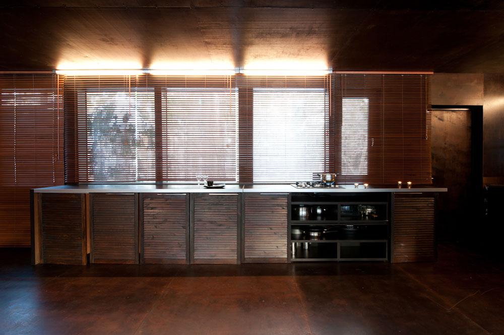 Деревянный кухонный гарнитур - Фото 18