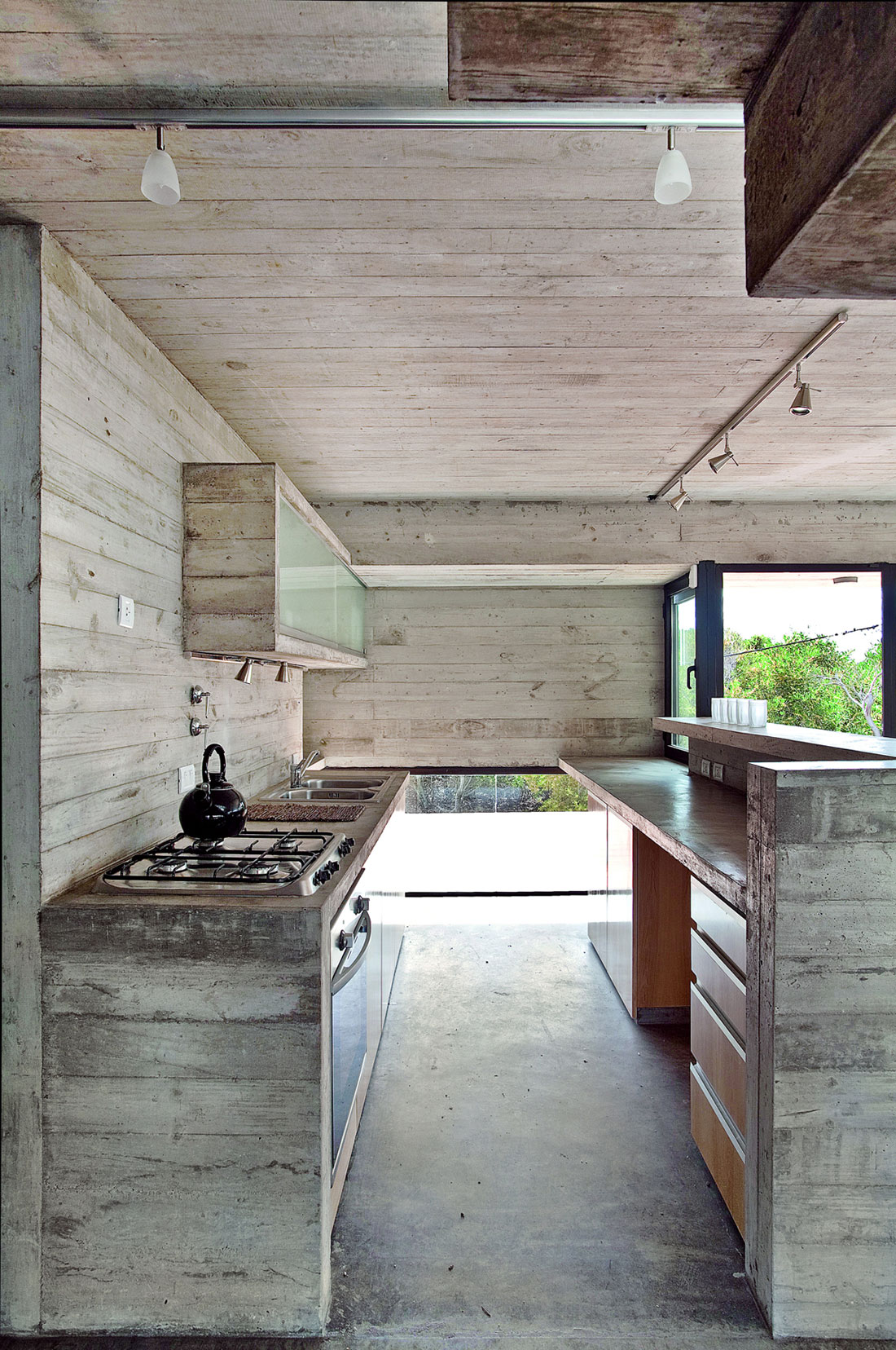 Деревянный кухонный гарнитур - Фото 20