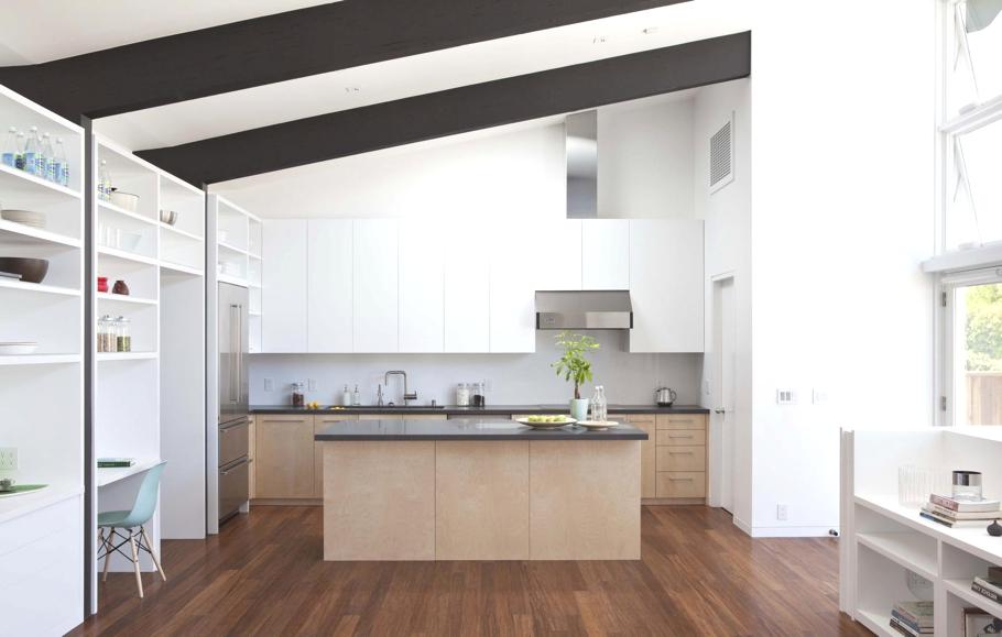 Деревянный кухонный гарнитур - Фото 25