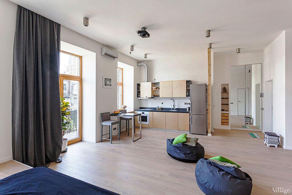 Деревянный кухонный гарнитур - Фото 27