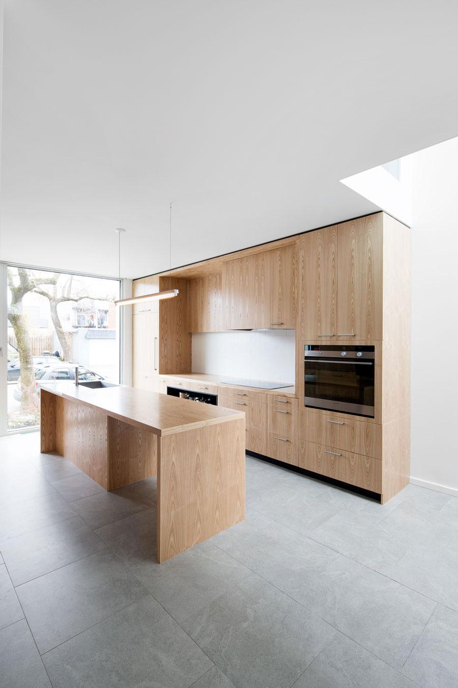 Деревянный кухонный гарнитур - Фото 33
