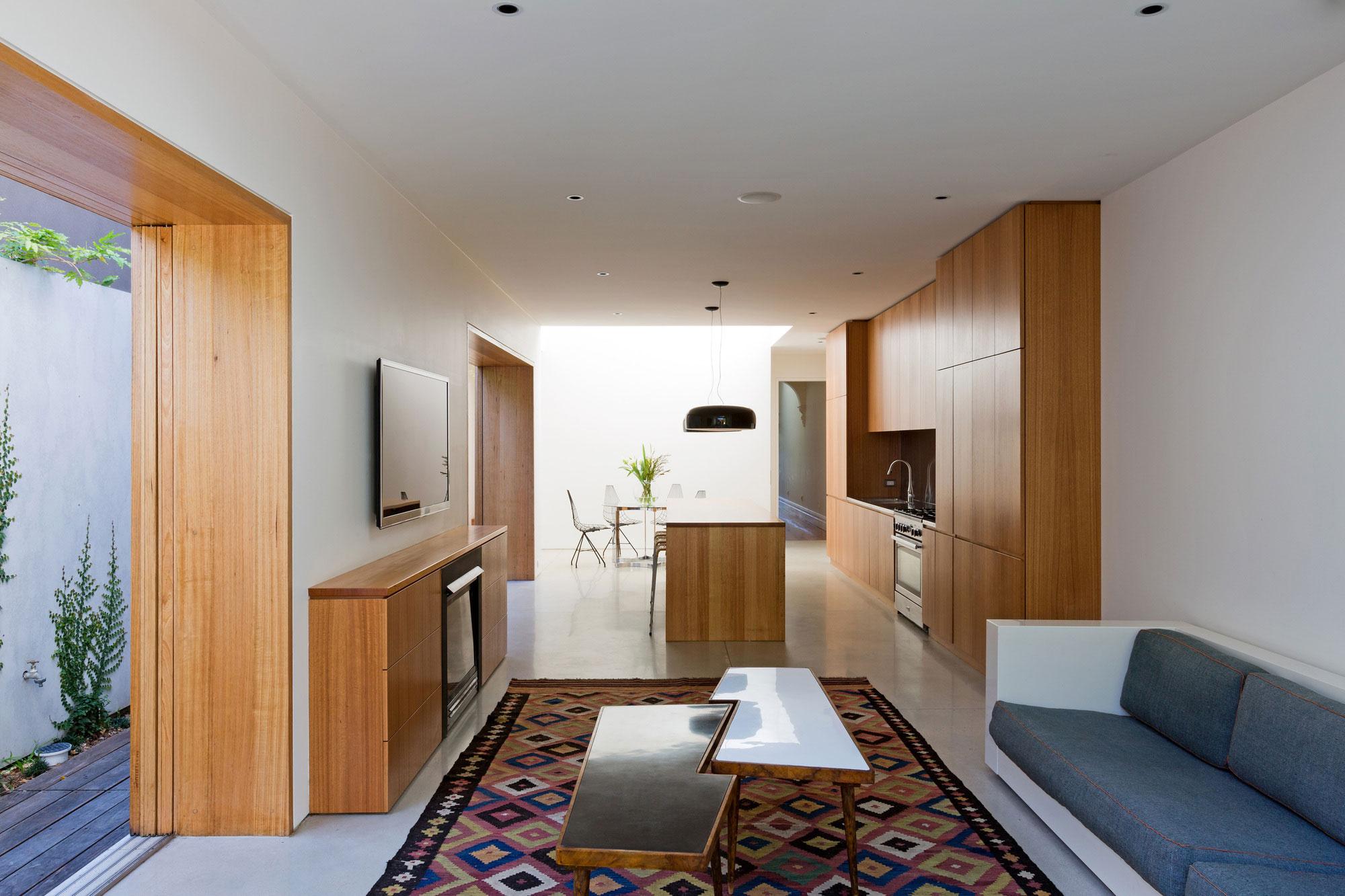 Деревянный кухонный гарнитур - Фото 40