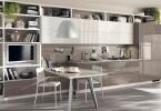 Великолепный дизайн интерьера кухни Motus от Scavolini