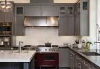 Стильный дизайн интерьера кухни от Jules Art of Living