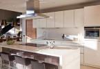 Ультрамодное оформление кухонного пространства от Nico van der Meulen