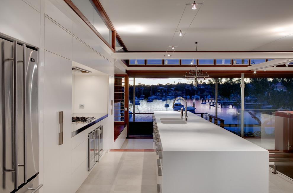 Современный дизайн интерьера кухни - Фото 3