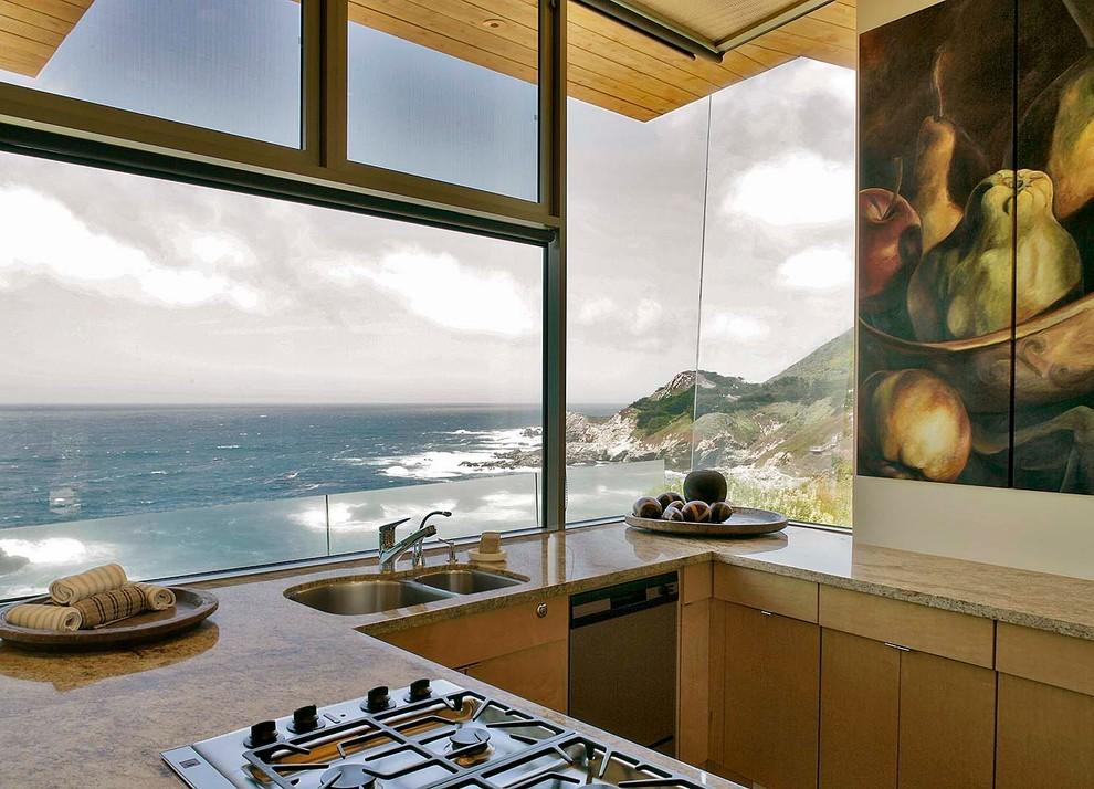 Современный дизайн интерьера кухни - Фото 4