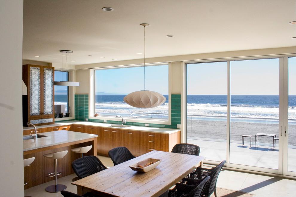 Современный дизайн интерьера кухни - Фото 6