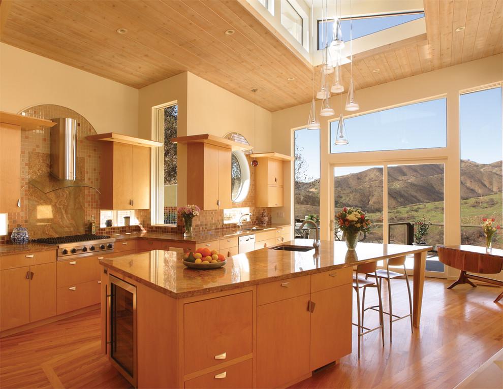 Современный дизайн интерьера кухни - Фото 8