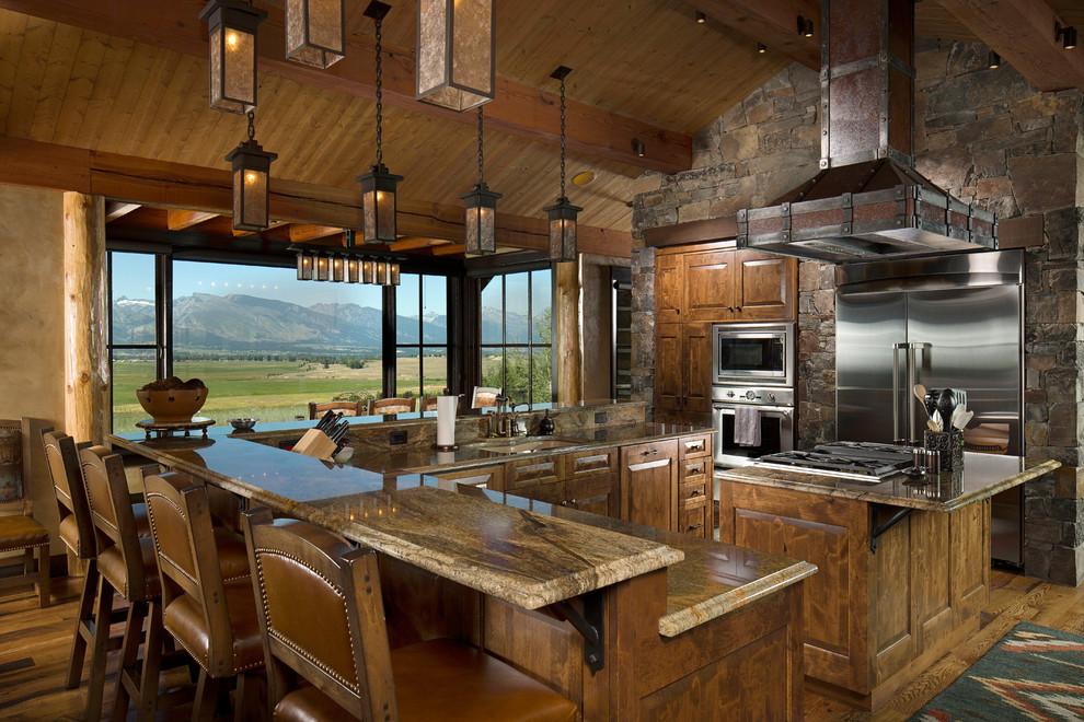 Современный дизайн интерьера кухни - Фото 9