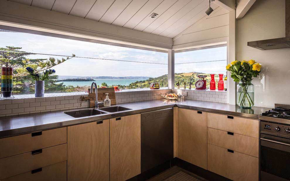 Современный дизайн интерьера кухни - Фото 11