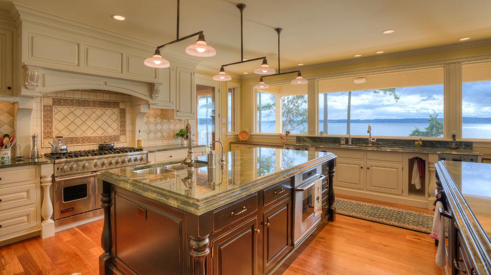 Современный дизайн интерьера кухни - Фото 12