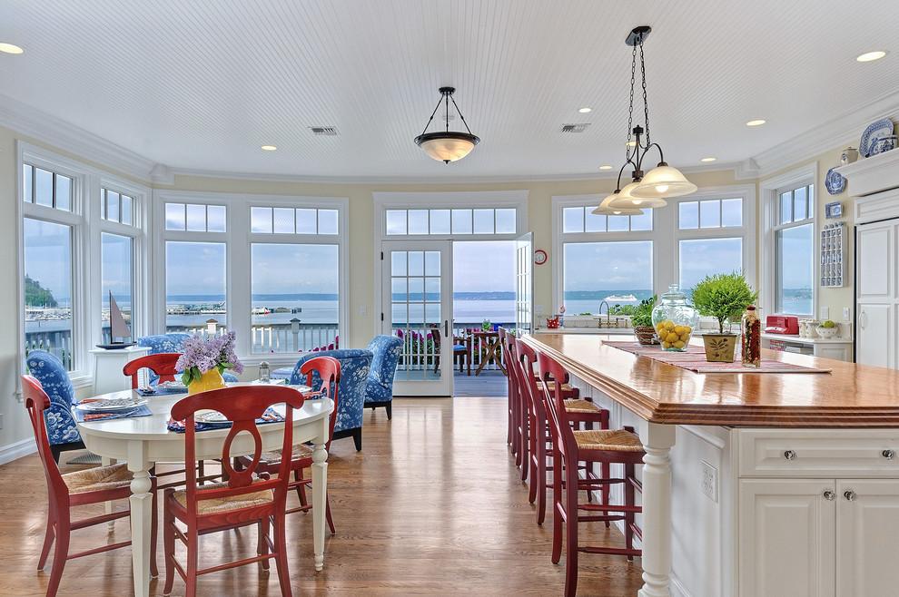 Современный дизайн интерьера кухни - Фото 17
