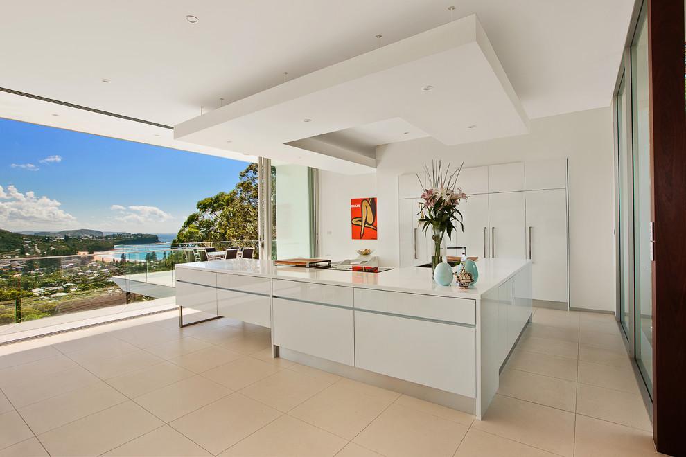 Современный дизайн интерьера кухни - Фото 18