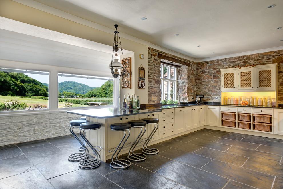 Современный дизайн интерьера кухни - Фото 20