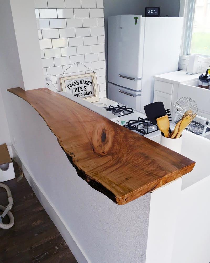 Дизайн кухни с полуостровом. Фото 3