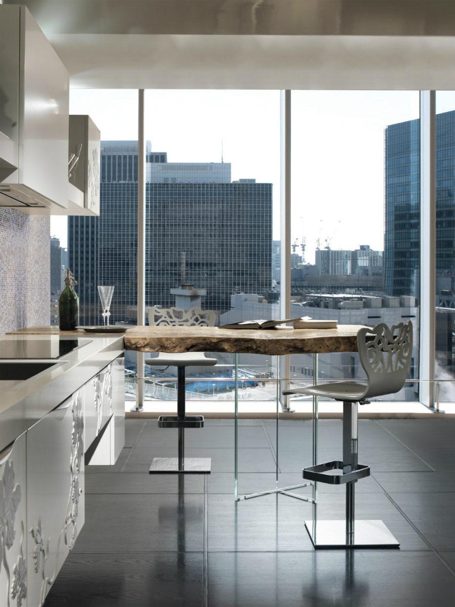 Дизайн кухни с полуостровом. Фото 4