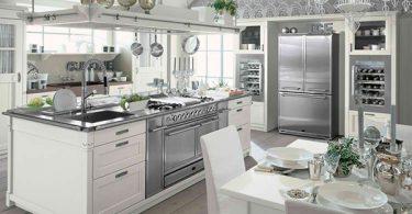 Дизайн классической кухни от итальянской студии