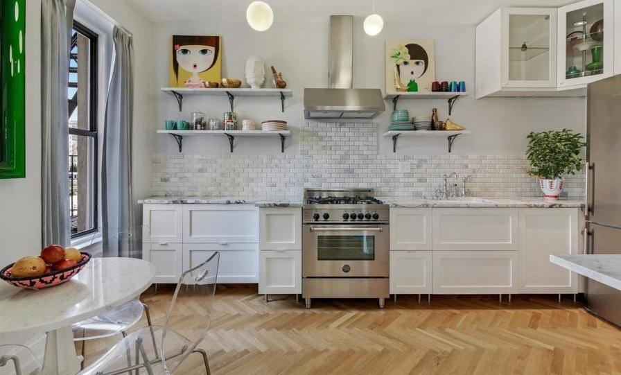 Дизайн кухонного острова в вашем доме - коттеджная эклектика