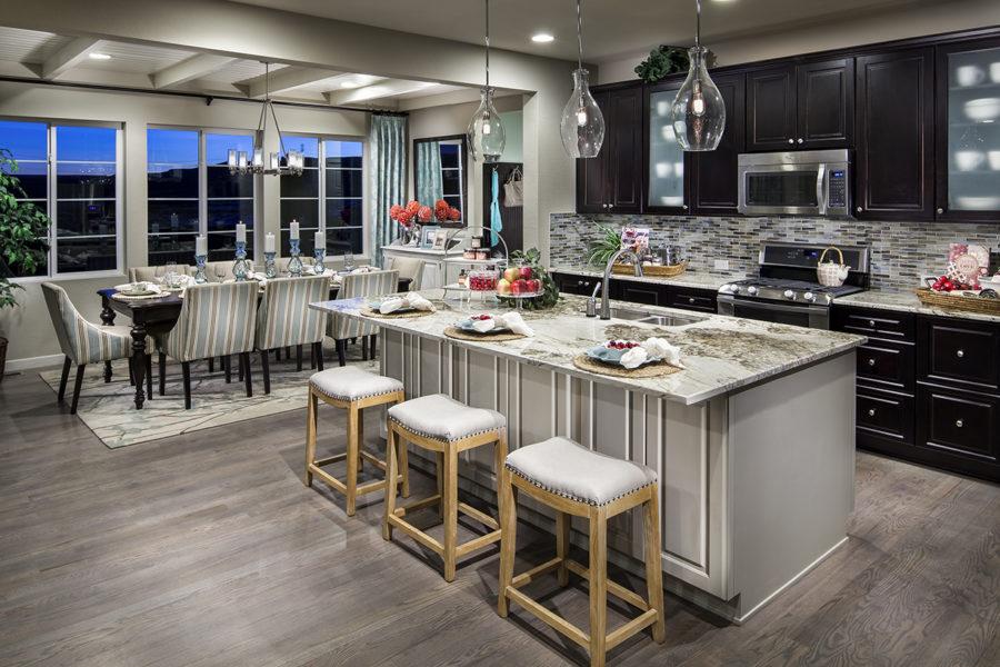 Дизайн кухонного острова в вашем доме - множество деталей в интерьере