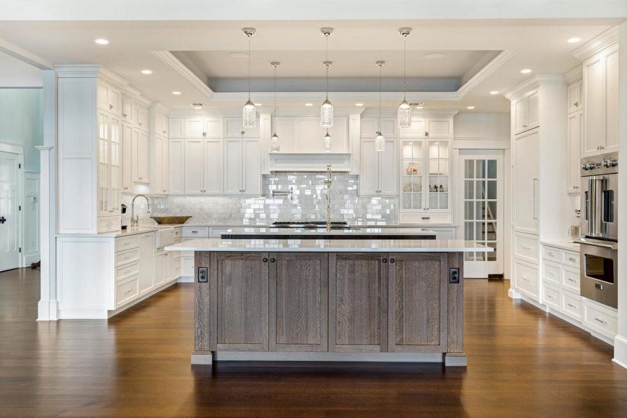 Дизайн кухонного острова в вашем доме