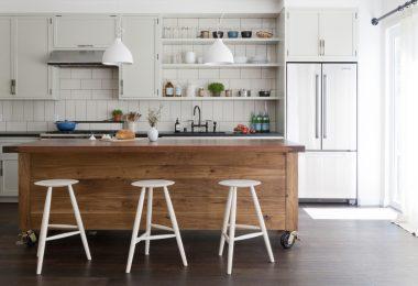 Элегантный и практичный дизайн кухонной мебели