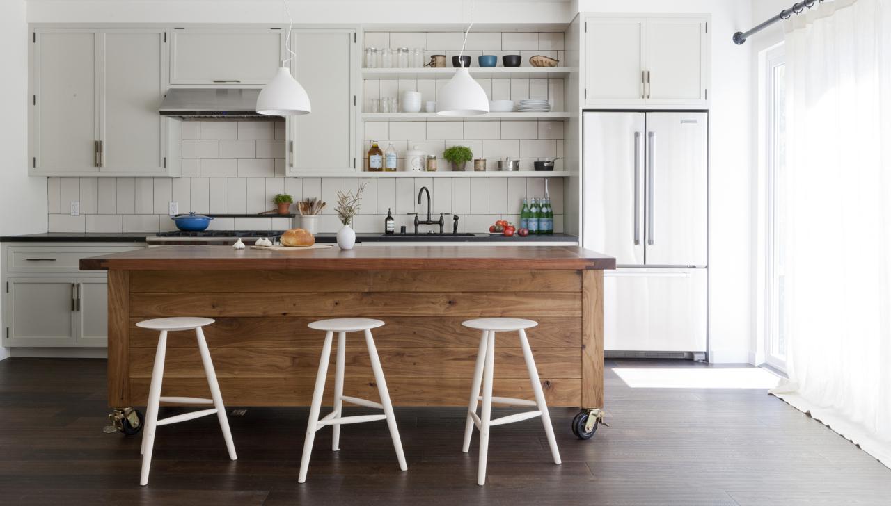 Функциональный дизайн кухонной мебели